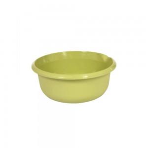 Миска круглая 2,5л с отливом зеленая