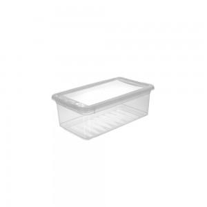 Ящик для хранения BASIXX 5,6 с крышкой