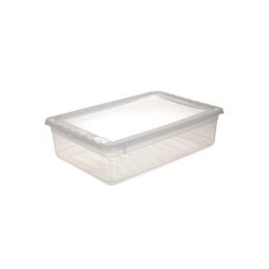 Ящик для хранения BASIXX 11л с крышкой