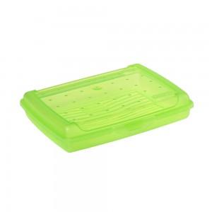 Контейнер для завтрака Click-Box 0,5л зеленый