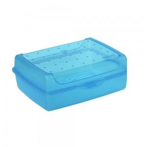 Контейнер для завтрака Click-Box 1л голубой