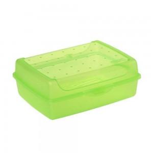Контейнер для завтрака Click-Box 1л зеленый