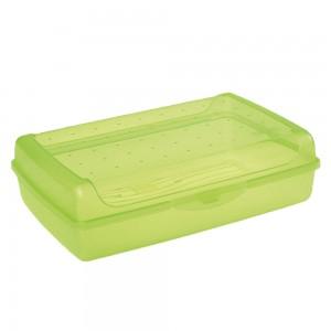 Контейнер для завтрака Click-Box 3,7л зеленый