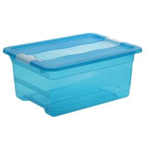 Ящик для хранения Сrystal-box 12л с крышкой
