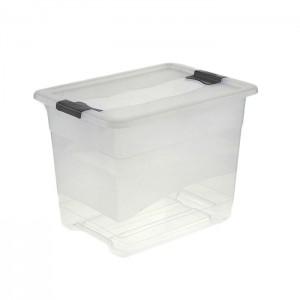 Ящик для хранения Сrystal-box 24л с крышкой