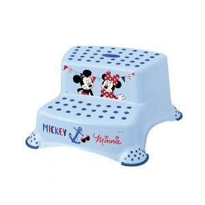 """Ступень-лавочка на две ступеньки """"Mickey"""""""