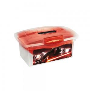 "Ящик для хранения ""Calcutta red"" 40*24*21"