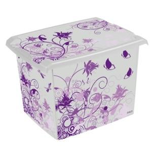 Ящик для хранения Puple Romance 20,5л