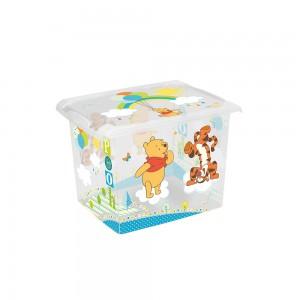 """Ящик для хранения """"Winni the Pooh"""" 20,5л"""