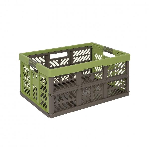 Складной ящик хоз-й  Profi-Klappbox» 45л 1