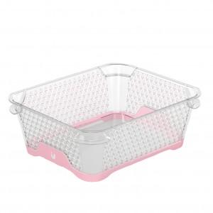 Ящик для хранения mini funcion А-6 розовый