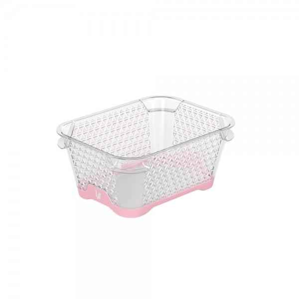 Ящик для хранения mini funcion А-7 розовый 1