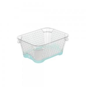 Ящик для хранения mini funcion А-7 аквамарин