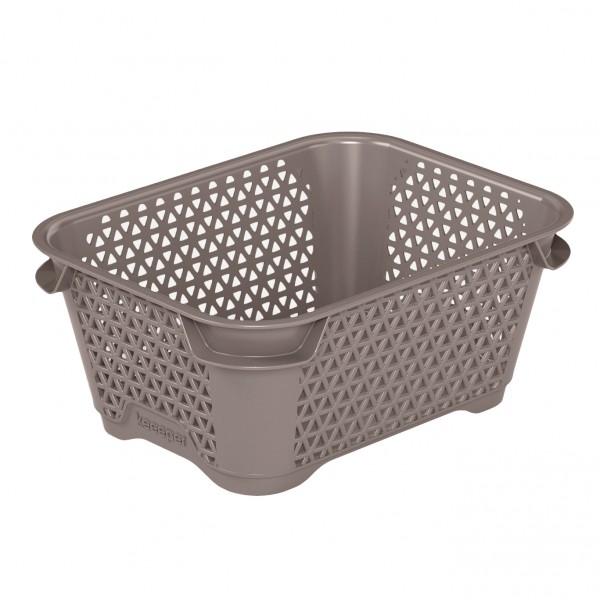 Ящик для хранения mini basket А-7 серо-коричневый 1