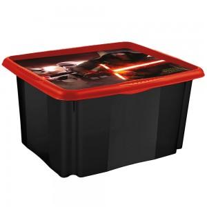 Ящик для хранения Black Space 24л