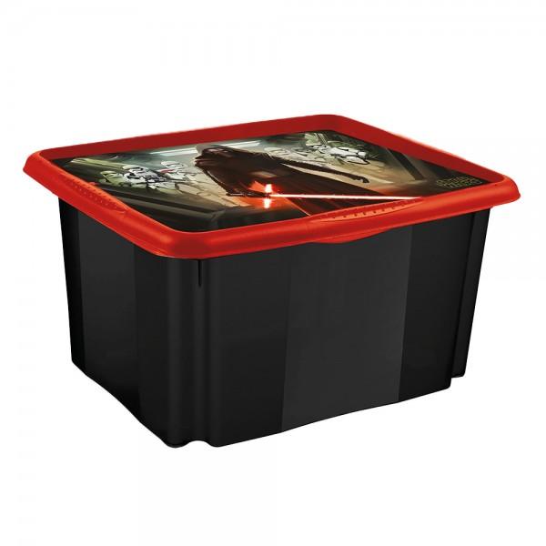 Ящик для хранения Black Space 45л 1