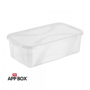 Ящик для хранения женской обуви ARCO 344*202*106