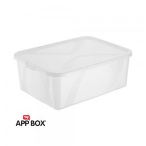 Ящик для хранения мужской обуви ARCO 363*266*134